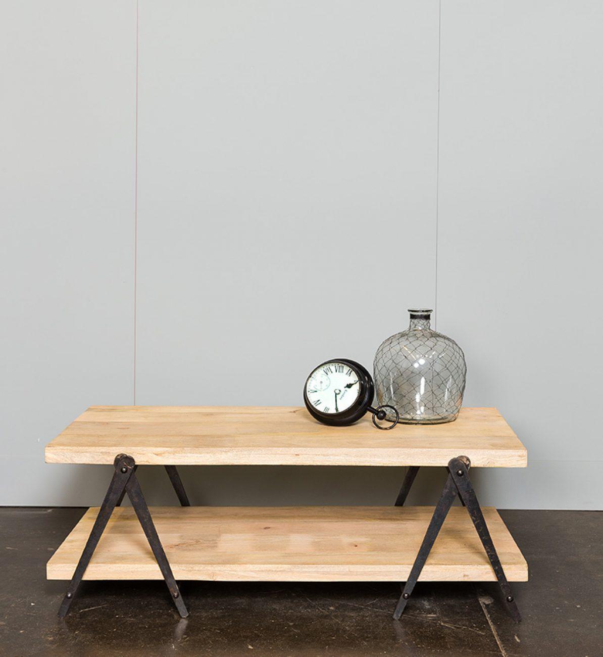 Table basse Compas